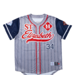 Mr Snappy's 'Hopewell District' baseball Jersey