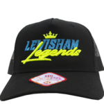 Mr Snappy's x Lewisham Legends Trucker Neon Green